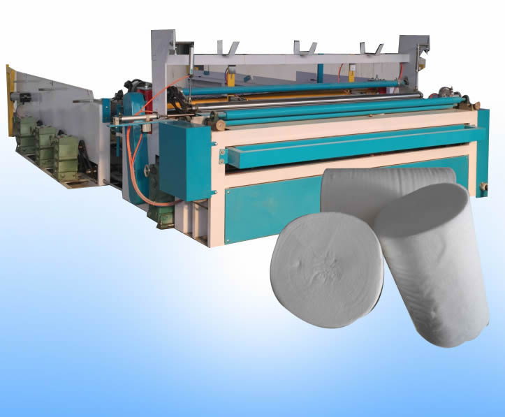 Ean featured auto toilet roll making machine for sale