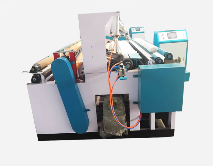 overview of toilet roll manufacturing machinery