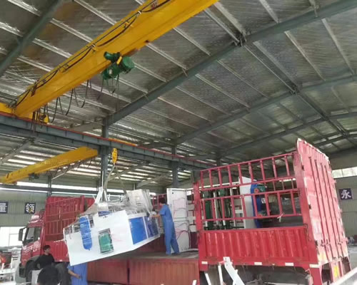 toilet roll machine for South Africa customer