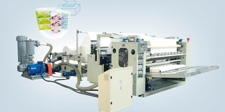 EAN-FT-02 10L New Model Facial Tissue Machine