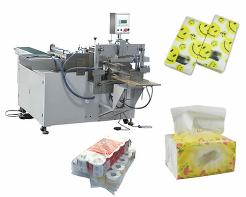 toilet paper packing machine
