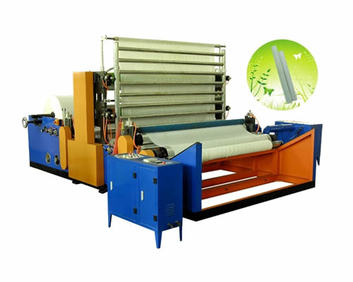 toilet paper printing machine