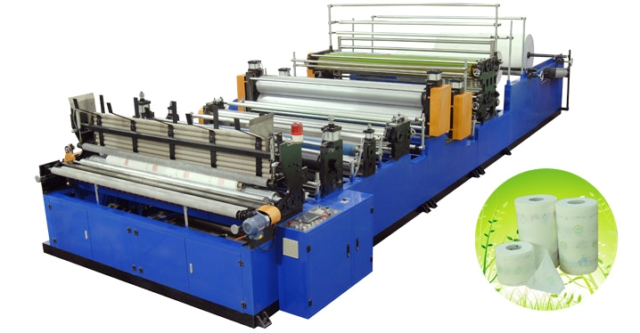 Full-automatic Printing Kitchen Towel Machine